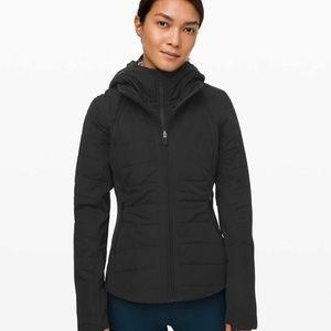 NWT Lululemon Another Mile Jacket in Black